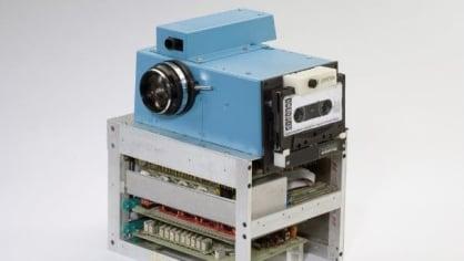 První digitální kamera na světě (1975)