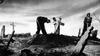 Vykopávači mrtvol tahali ven nebožtíky pro vědecké účely
