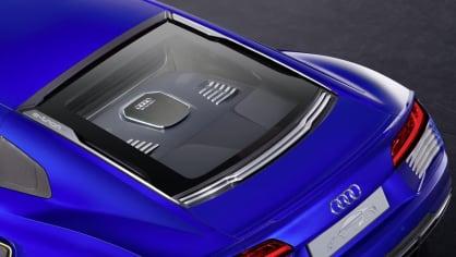 Audi R8 e-tron piloted driving concept  - Obrázek 5