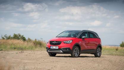 Opel Crossland X exteriér 13