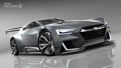 Subaru Viziv GT Vision Gran Turismo - Obrázek 8