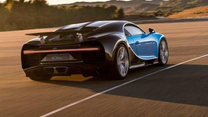 Bugatti Chiron ve skutečném světě - Obrázek 25