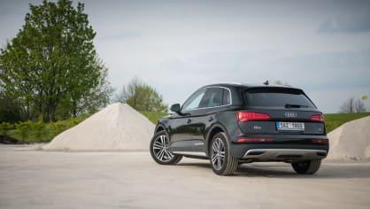 Nové Audi Q5 detailně 6