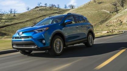 Toyota RAV4 facelift 2015