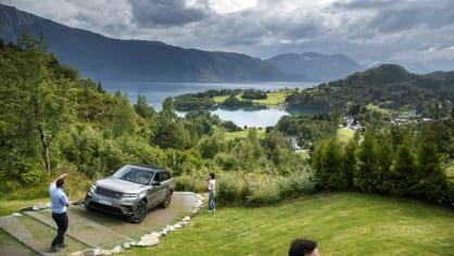 Vyzkoušeli jsme Range Rover Velar. 6