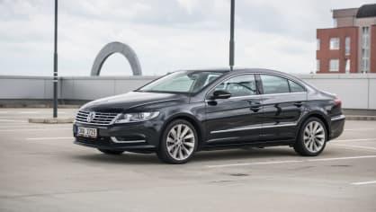 Ojetý Volkswagen CC exteriér 3