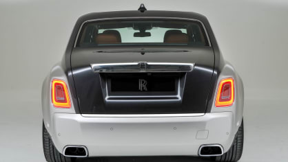 Rolls-Royce Phantom 2018 4
