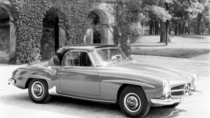 Mercedes 190 SL 1