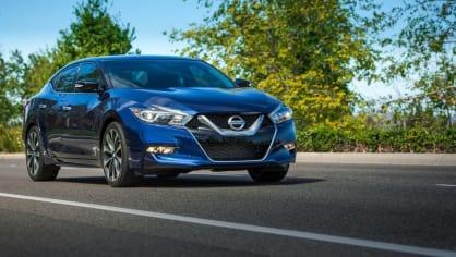 Nissan Maxima 2015 - Obrázek 2