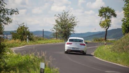 Opel Insignia Grand Sport 2.0 Turbo 4x4 jízda 8