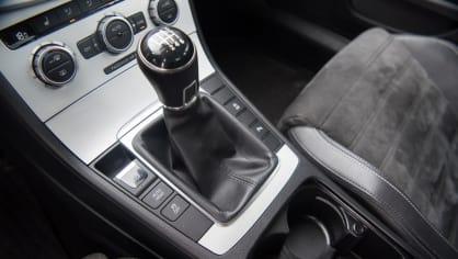 Ojetý Volkswagen CC interiér 10