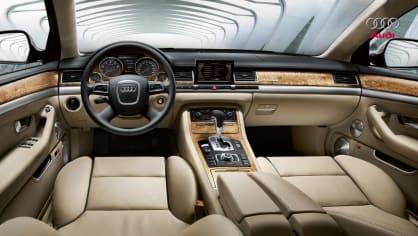 Audi A8 druhé generace 3