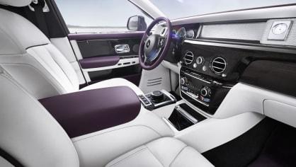 Rolls-Royce Phantom 2018 17