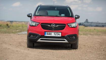 Opel Crossland X exteriér 14