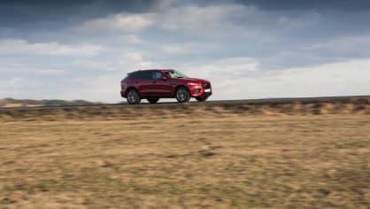 Testovali jsme luxusní Jaguar F-Pace 3