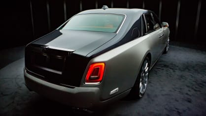 Rolls-Royce Phantom 2018 6