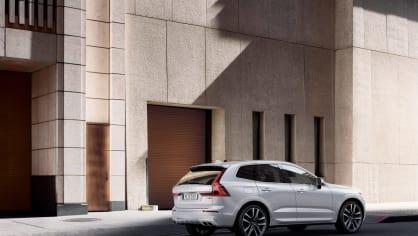 Volvo XC60 2018 Polestar 7