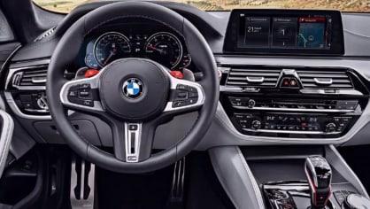 BMW M5 2018, 3