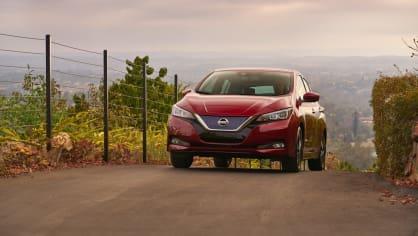 Nový Nissan Leaf je tu. Vypadá dobře a ujede 380 km! 10