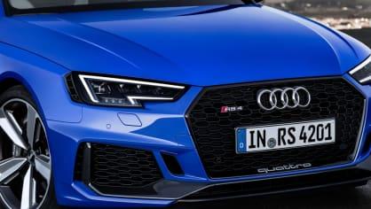 Audi RS4 Avant 14