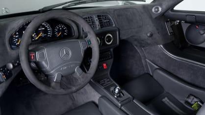 Mercedes-Benz AMG CLK GTR 4