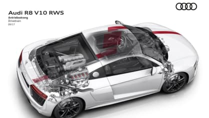 Audi R8 V10 RWS 27