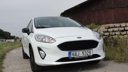 Ford Fiesta 1,1 Trend 1