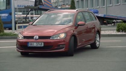 Test ojetého VW Golf 10