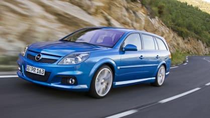 Opel Vectra OPC: Na tátu-závodníka mysleli před deseti lety i u Opelu – Vectra OPC Kombi