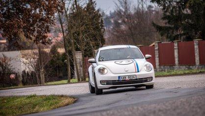 Volkswagen Beetle 1.2 TSI jízda 7