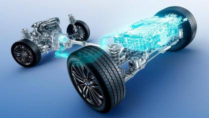 Subaru Impreza Sport hybrid