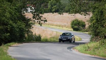 BMW 530i E60 jízda 8