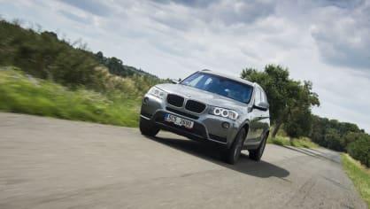 BMW X3 xDrive20d exteriér 11