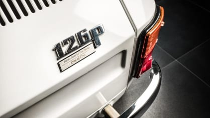 Polski Fiat 126p pro Toma Hankse 2