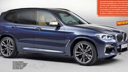BMW X3 2018 FG01 5