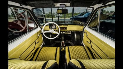 Polski Fiat 126p pro Toma Hankse 6