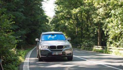 BMW X3 xDrive20d exteriér 2