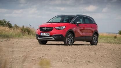 Opel Crossland X exteriér 12