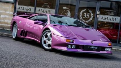 Lamborghini Diablo Jay Kaye 1