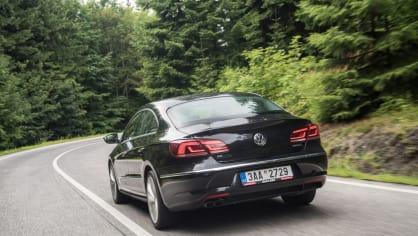Ojetý Volkswagen CC exteriér 12