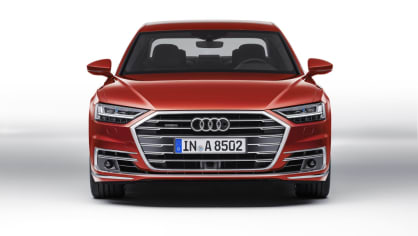 Vlajková loď Audi odhalena. Nová A8 2