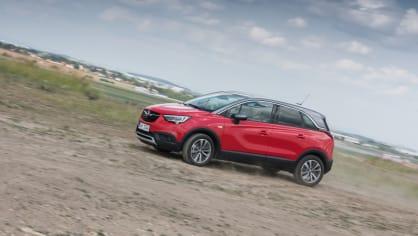 Opel Crossland X exteriér 16