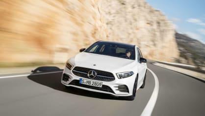 Mercedes-Benz třída A