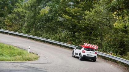 Citroën C3 1.2 PureTech jízda 2