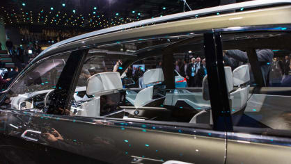 Působivé koncepty BMW na stánku ve Frankfurtu 29