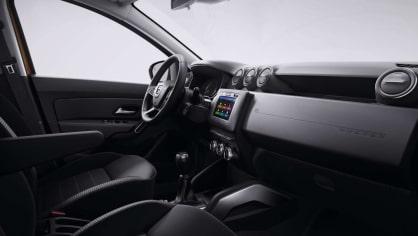 Dacia Duster interier