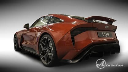 TVR Griffith 3
