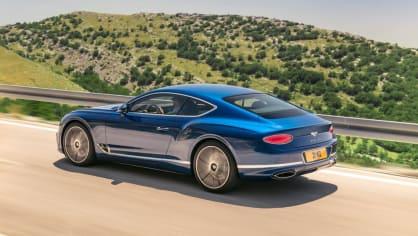 Bentley odhalilo nový Continental GT, vládce luxusních kupé. 21