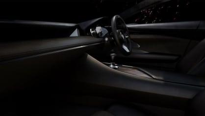 Mazda Vision Coupe 1