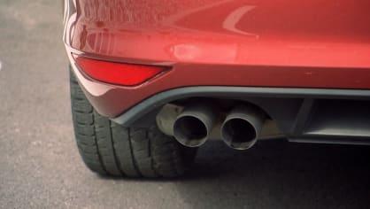 Test ojetého VW Golf 8